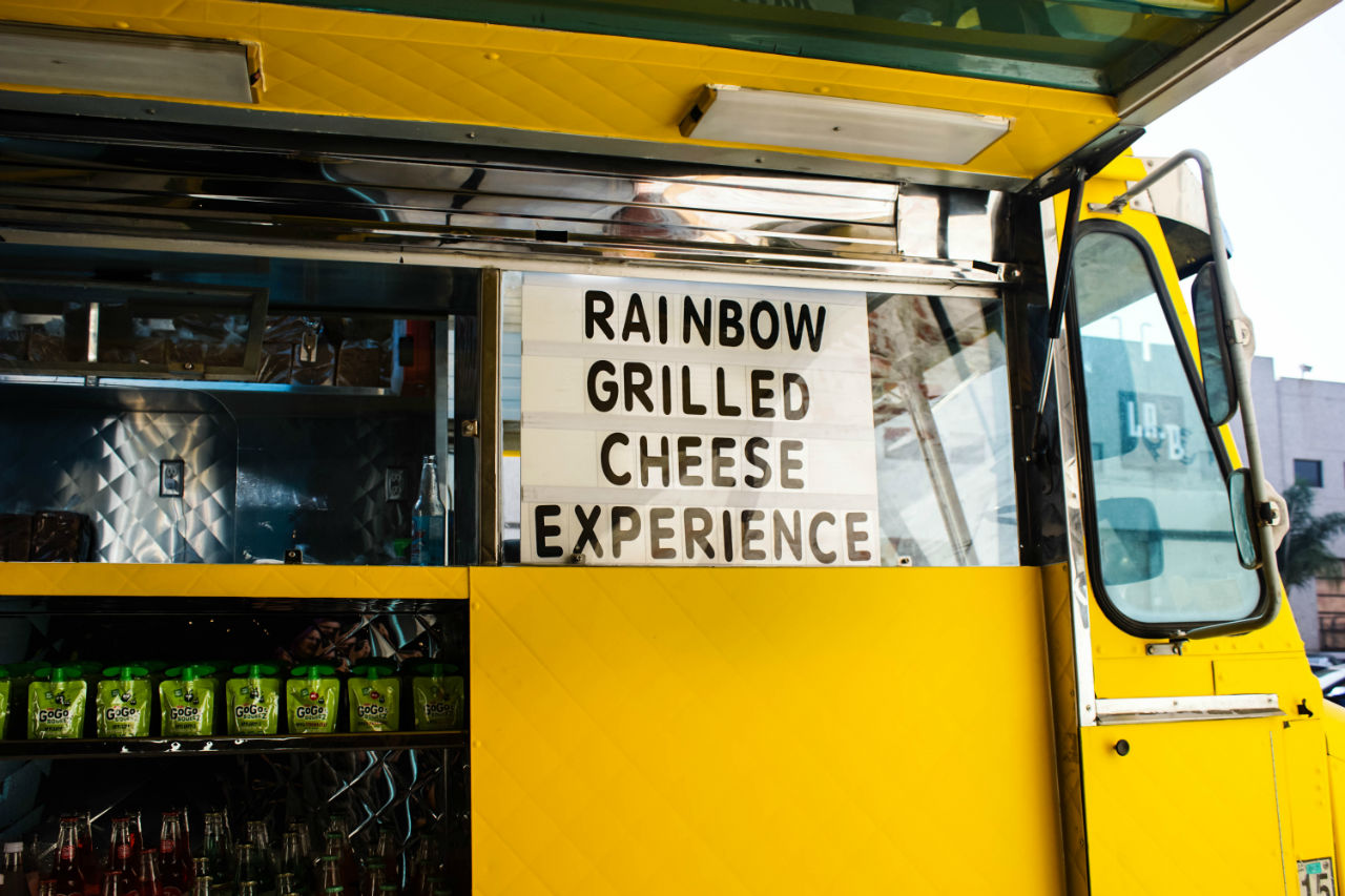 lauch food truck